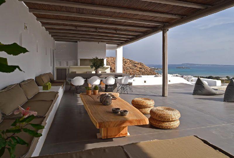 Case Mare Stile Mediterraneo : Arredo casa al mare il bello dello stile mediterraneo places