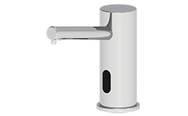 Specselect Desd 750 Commercial Faucets Hand Soap Dispenser Delta Faucets
