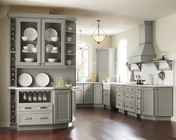 Homecrest Kitchens - Spaces - Chicago - Pearl Design Group