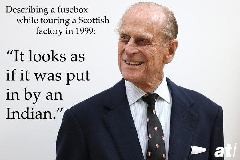 Prince Philip Quotes Pleasing Prince Philip Duke Of Edinburgh Brings The Lulz  M.a.g.a. Design Decoration
