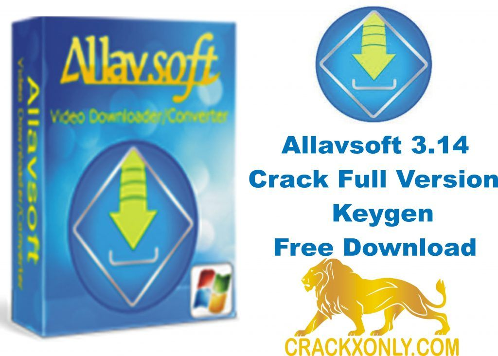 Allavsoft 3.16.4.6869 patch