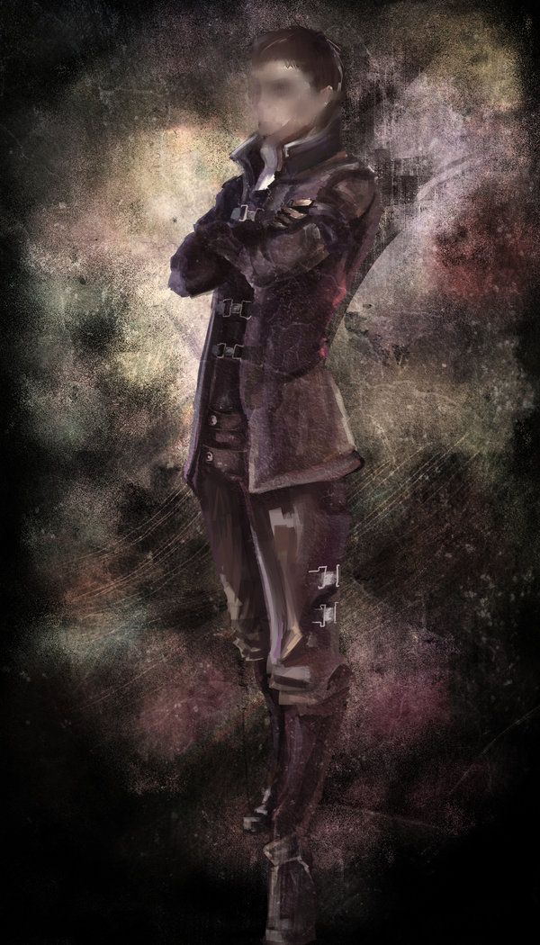 The Outsider By Muhamir Deviantart Com Dishonored The Outsiders