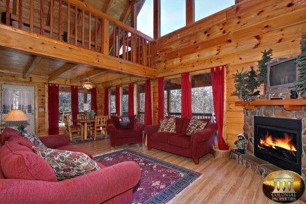 cabin rental 2 bedrooms 2 baths sleeps 6 gatlinburg tn cabin