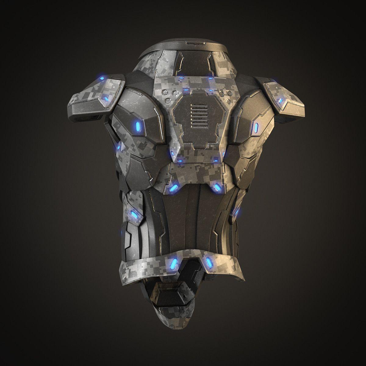 nano armor - Google Search | Armor and shiz | Armor ...