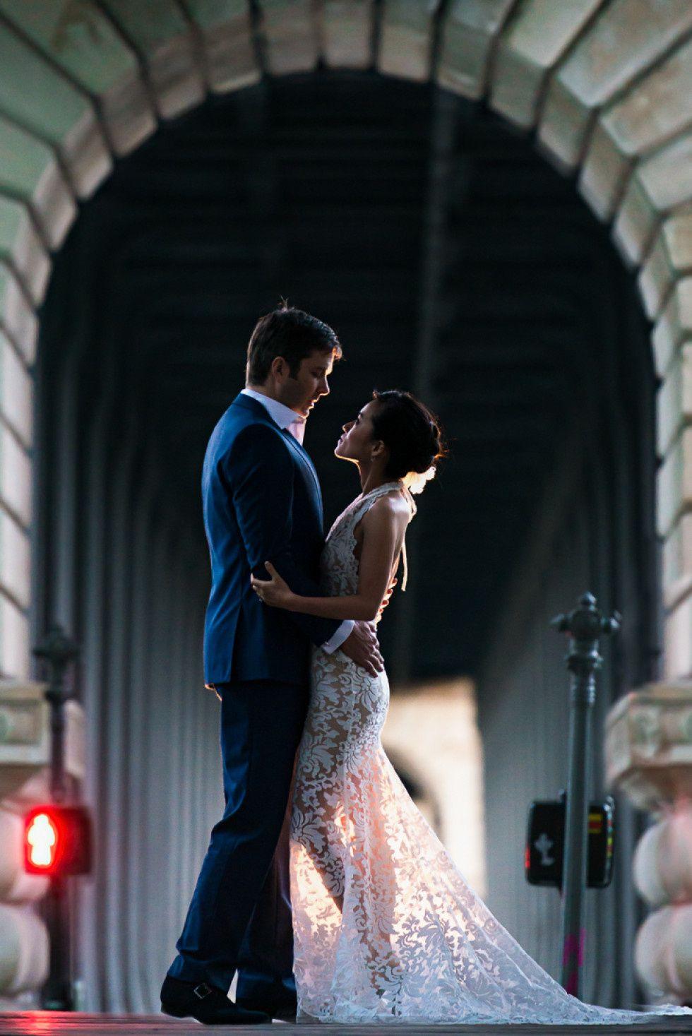 Photographer Paris Bir Hakeim Bridge