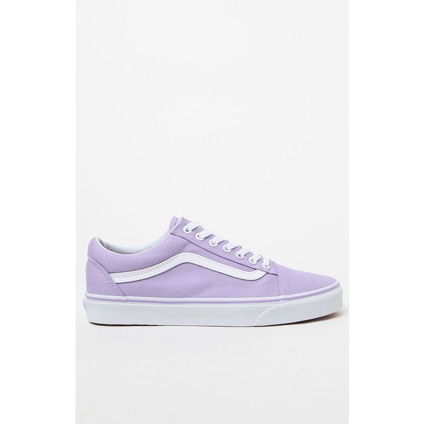 Vans Old Skool Pastel Lavender Shoes