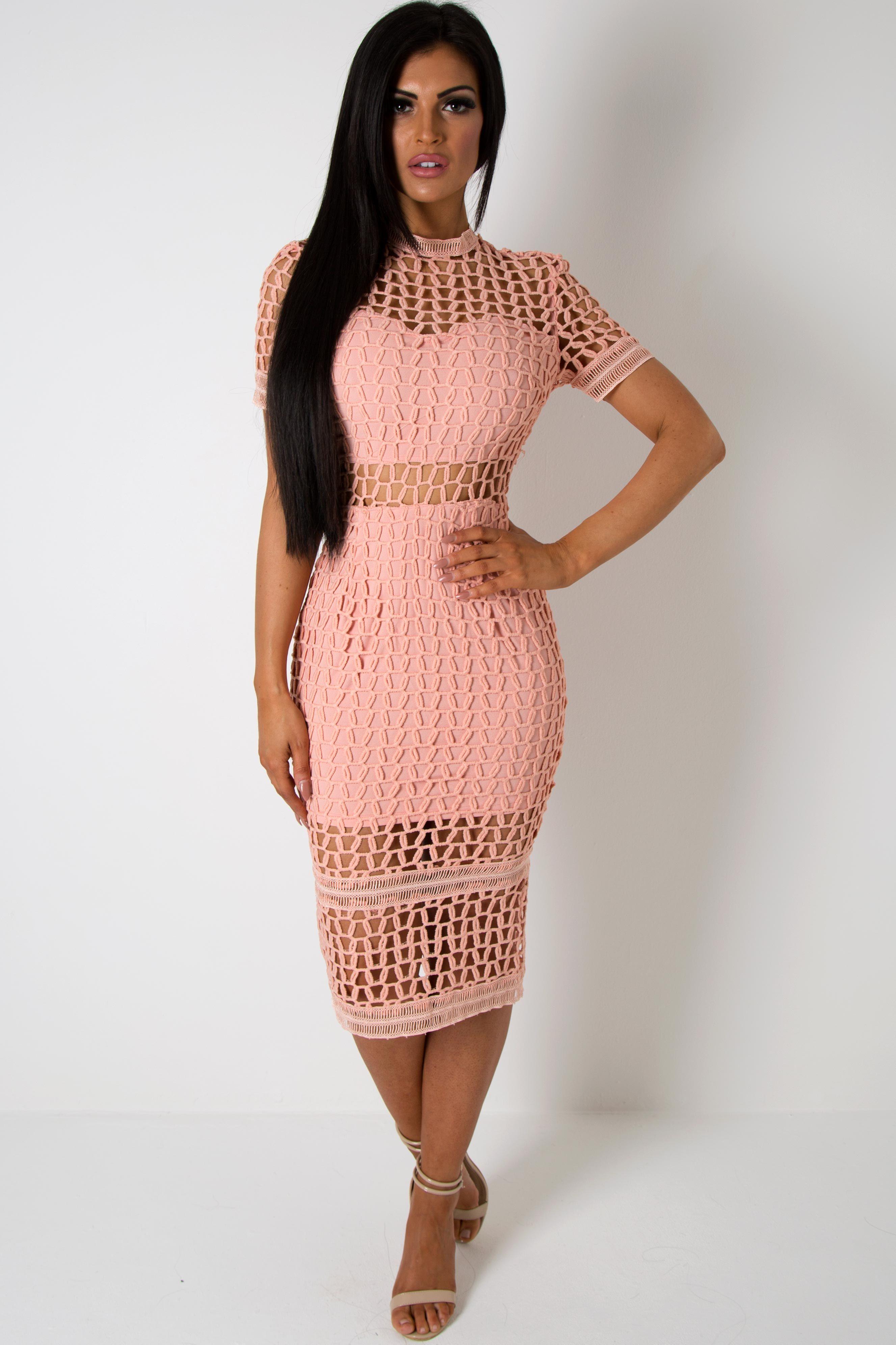 Alaina Pink Polkadot Playsuit   Pink Boutique - Pink
