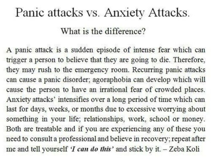 What Will The Emergency Room Do For An Anxiety Attack