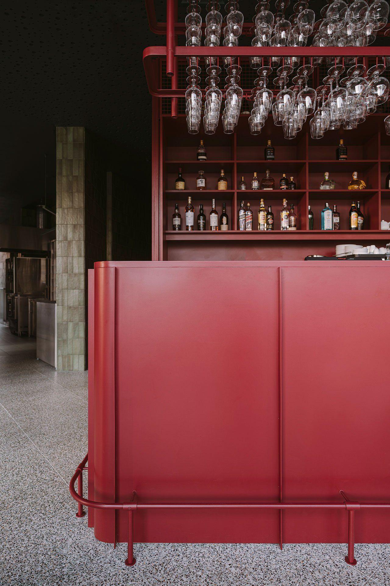 Buck Studio Brings A Taste Of Portugal To Wroclaw With Martim Restaurant Yatzer In 2020 Restaurant Glass Building Restaurant Interior