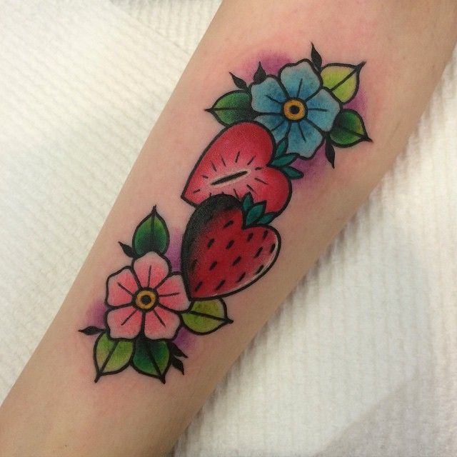 tattoomuse: Melanie Milne