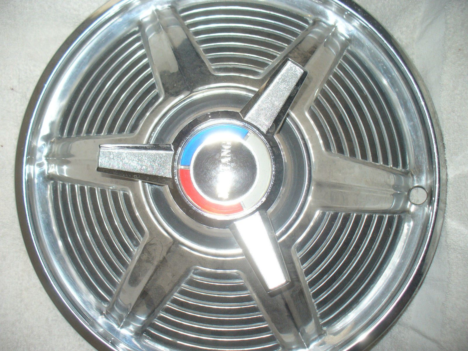 1963 ford galaxie parts ebay - Mustang 1965 Ford Mustang Spinner Hubcap Nos 13 Ebay