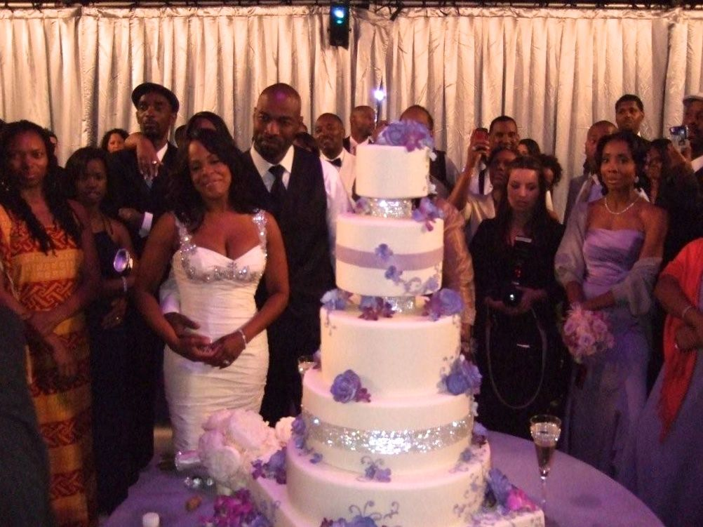 niecy nash bridesmaids dresses Niecy Nash Tied the Knot