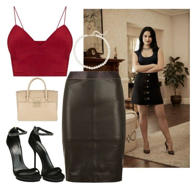 """tv obsessed riverdale veronica lodge""fashionluver55"