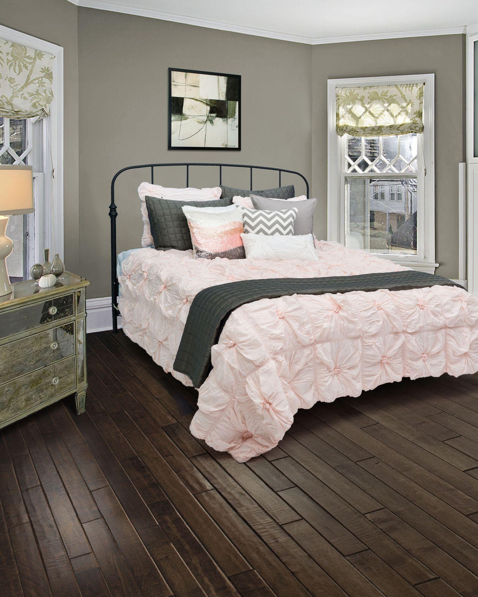 Plush Dreams Lt Pink Full Queen Size Comforter Bed Set