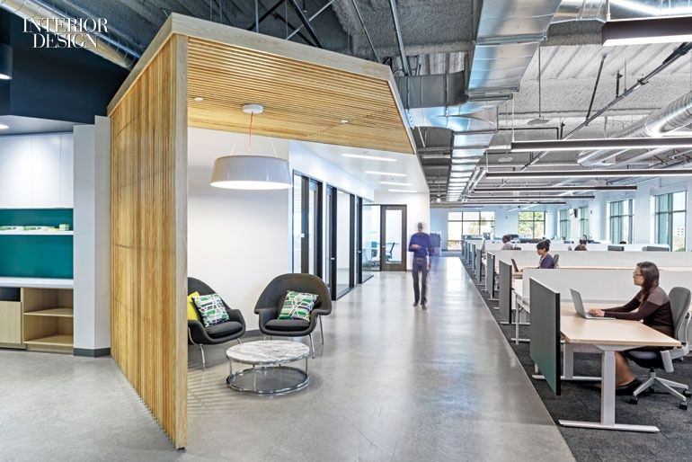 Rivals of the companies behind these 7 innovative offices for Commercial interior design companies