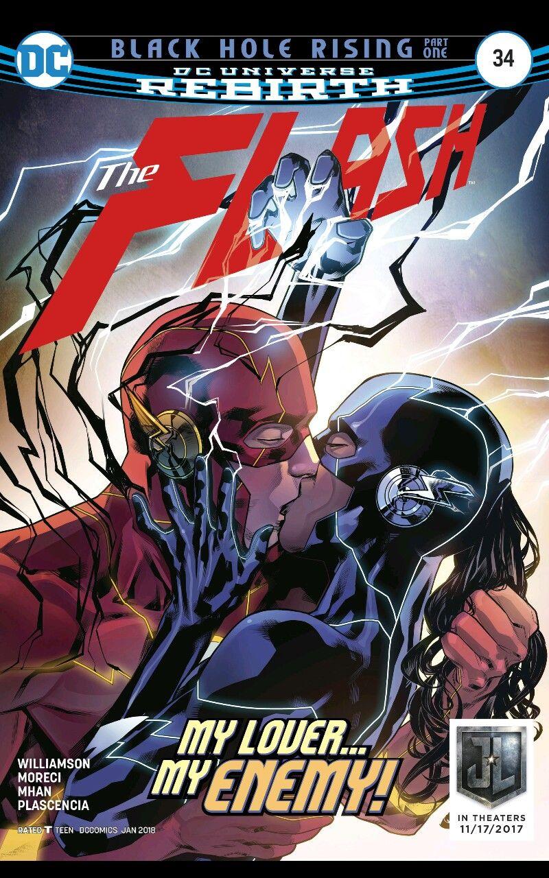Pin de Edward Hawa en Flash (DC Rebirth)   Pinterest