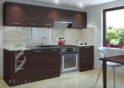 Jakosc Kuchnie Tanie Meble Kuchenne 2 4 M Belini 5485134860 Oficjalne Archiwum Allegro Cheap Kitchen Units Kitchen Kitchen On A Budget