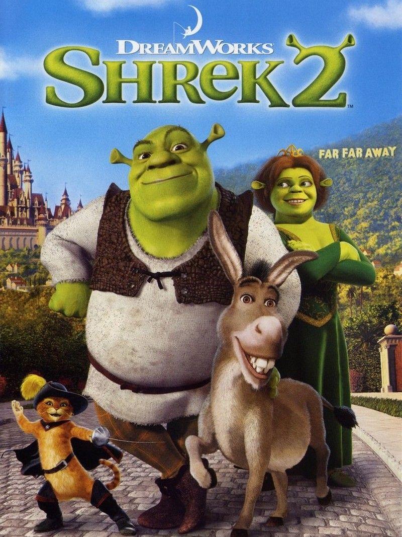 Shrek 2 Animated Movies Kids Movies Shrek