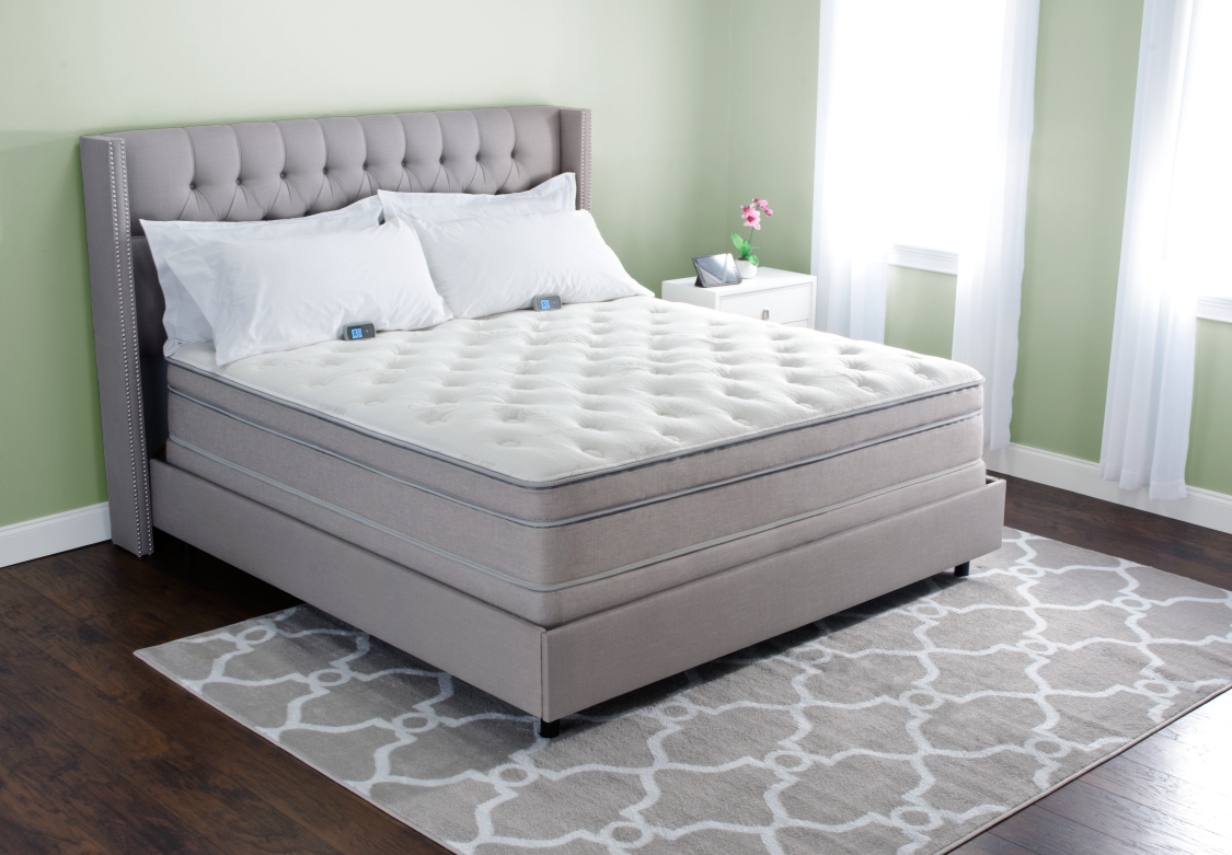 Personal Comfort A7 Sleep number mattress, Adjustable