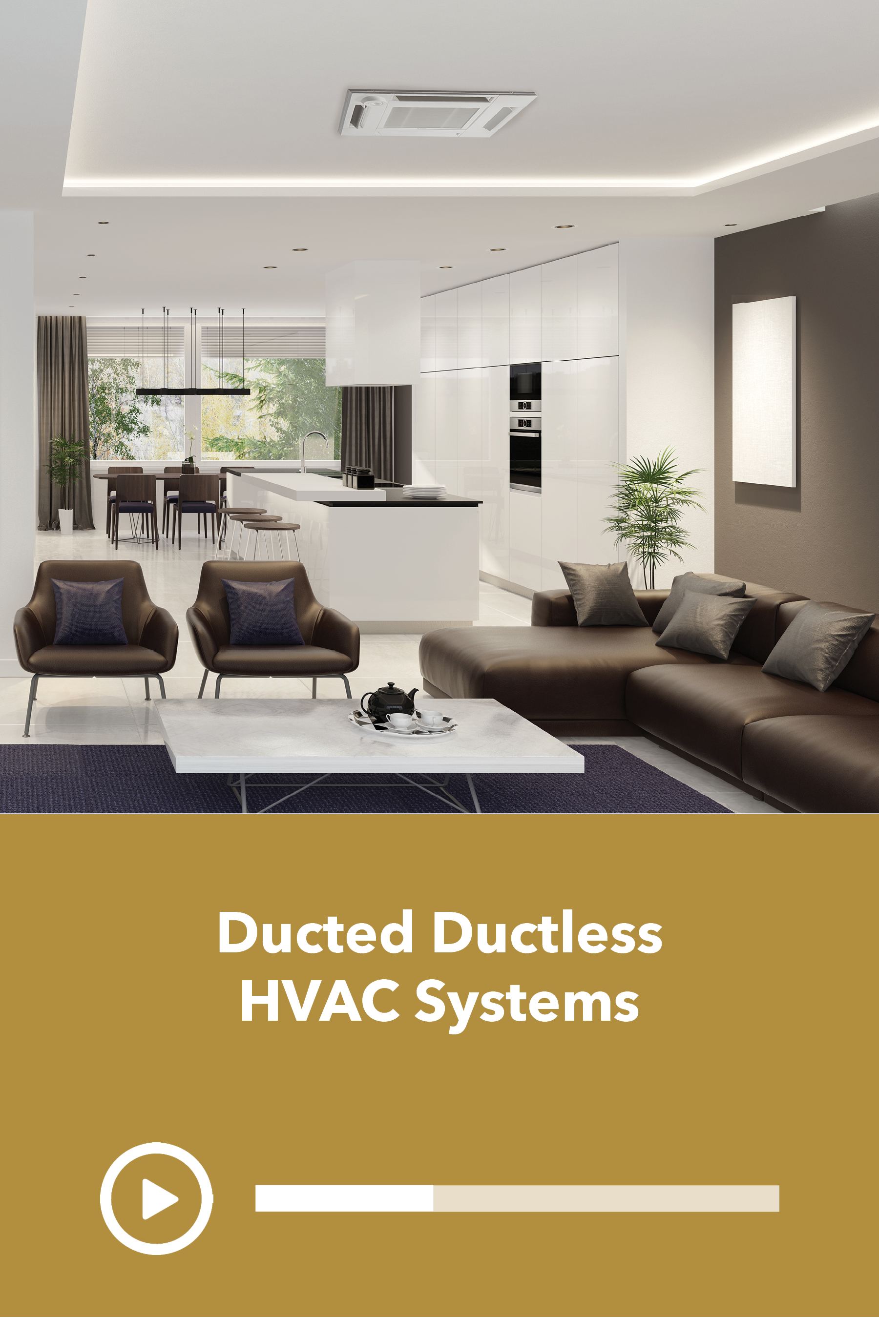 Ducted Ductless Systems In 2020 Ductless Hvac System Hvac