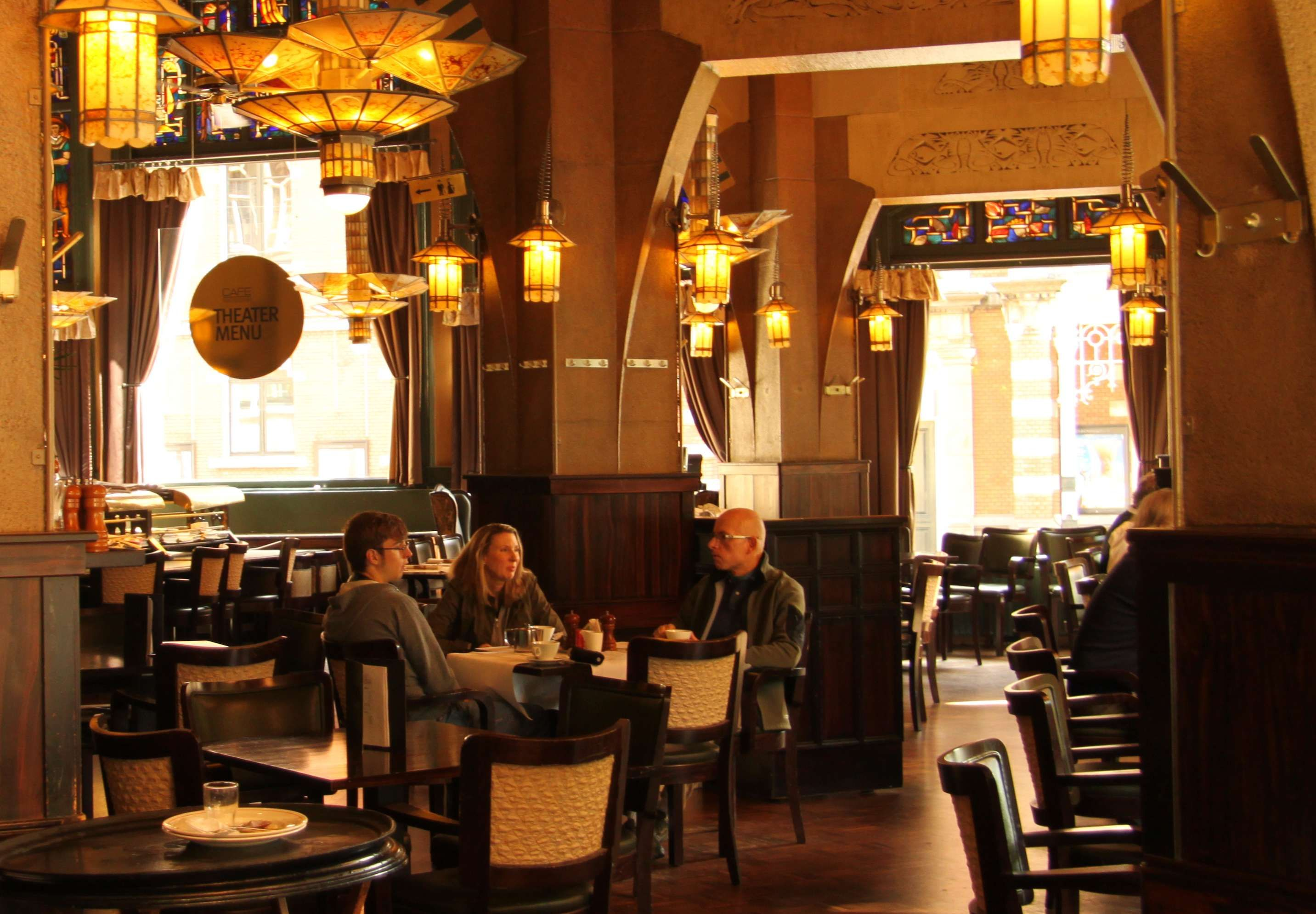 Cafe Americain, Amsterdam | Cool Cafés, Bars, and Wine Shops ...