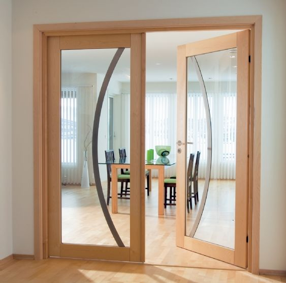 First And Foremost Internal Glass Doors Can Help Create A