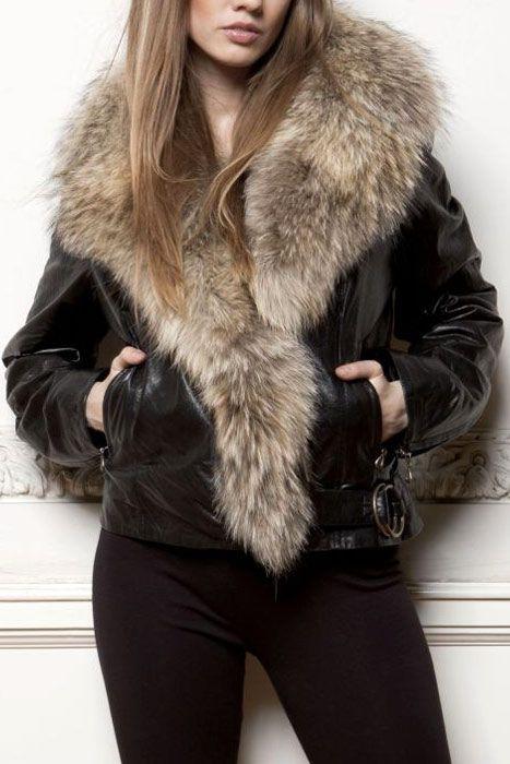 Картинки по запросу модные куртки с мехом фото | Женские ...