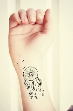 Dream Catcher Tattoo On Wrist I Have A Tattoo Just Like This On Mynevermind