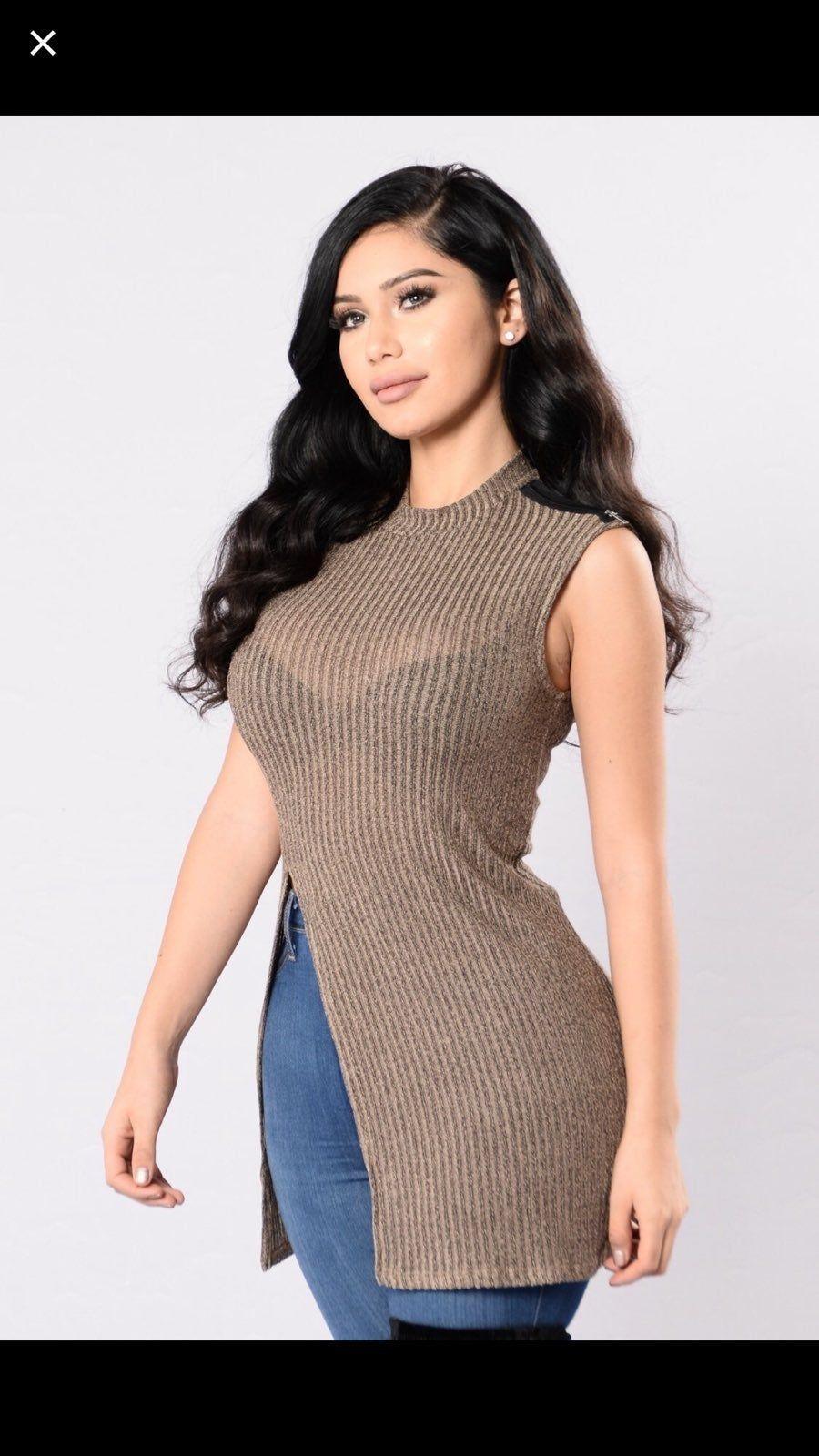 Fashion Nova Shirt Dress Mercari in 2020 Fashion nova