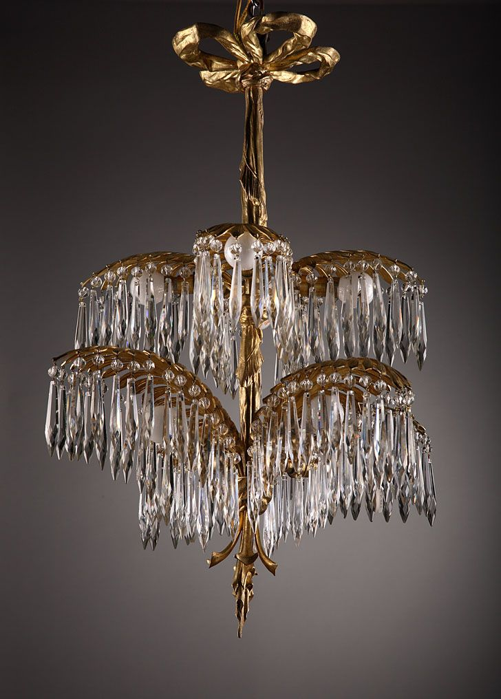 24 Light Chandelier In Louis Xv Style 2020 Avize Aplike
