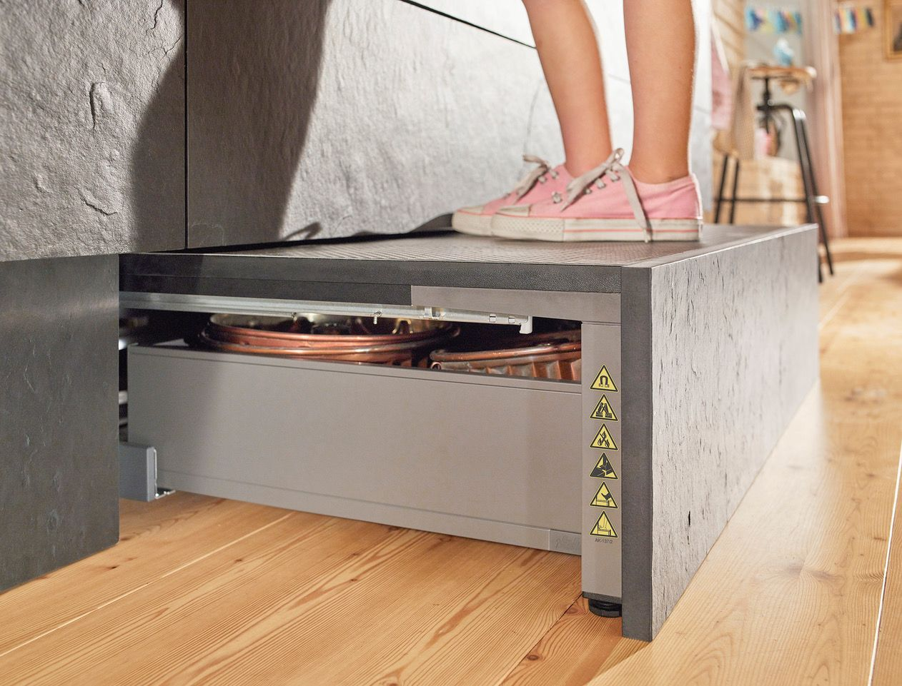 Space step delivers benefits to cabinet plinths in 2020 ...