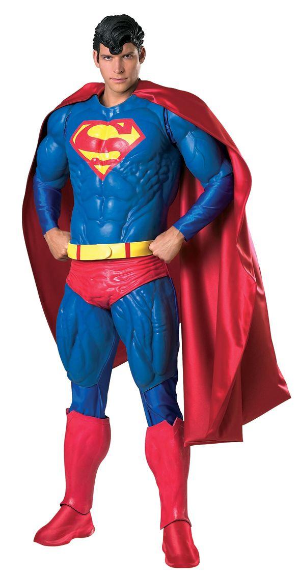 Superman Collector Costume  sc 1 th 312 & Superman Collector Costume - Superhero Costumes at Escapade™ UK ...
