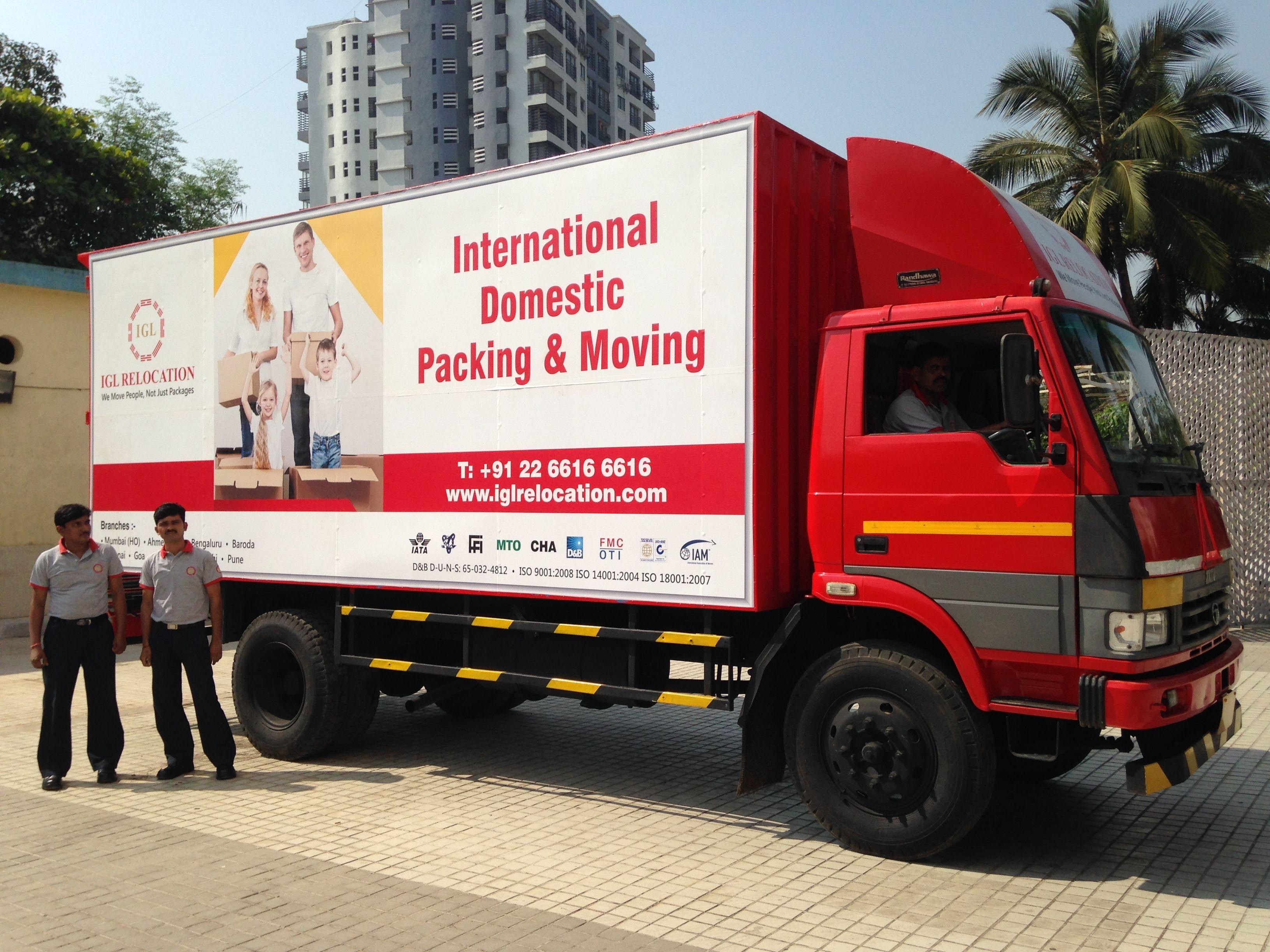 IGL Relocation Vehicle