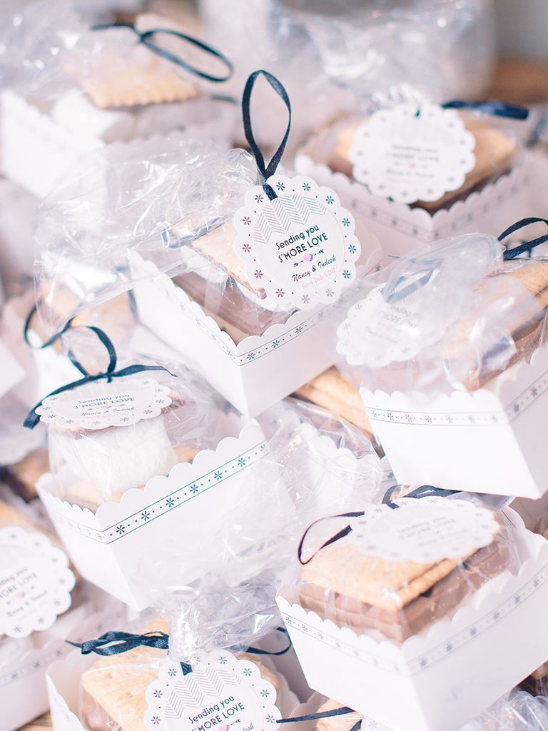 The Best Wedding Favor Ideas for Each Season | Favours, Perfect ...