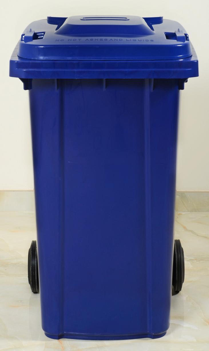درام نظافة 85 لتر الوان Color Dram Waste Basket 85 Liter Plastic Items Compost Bin Compost