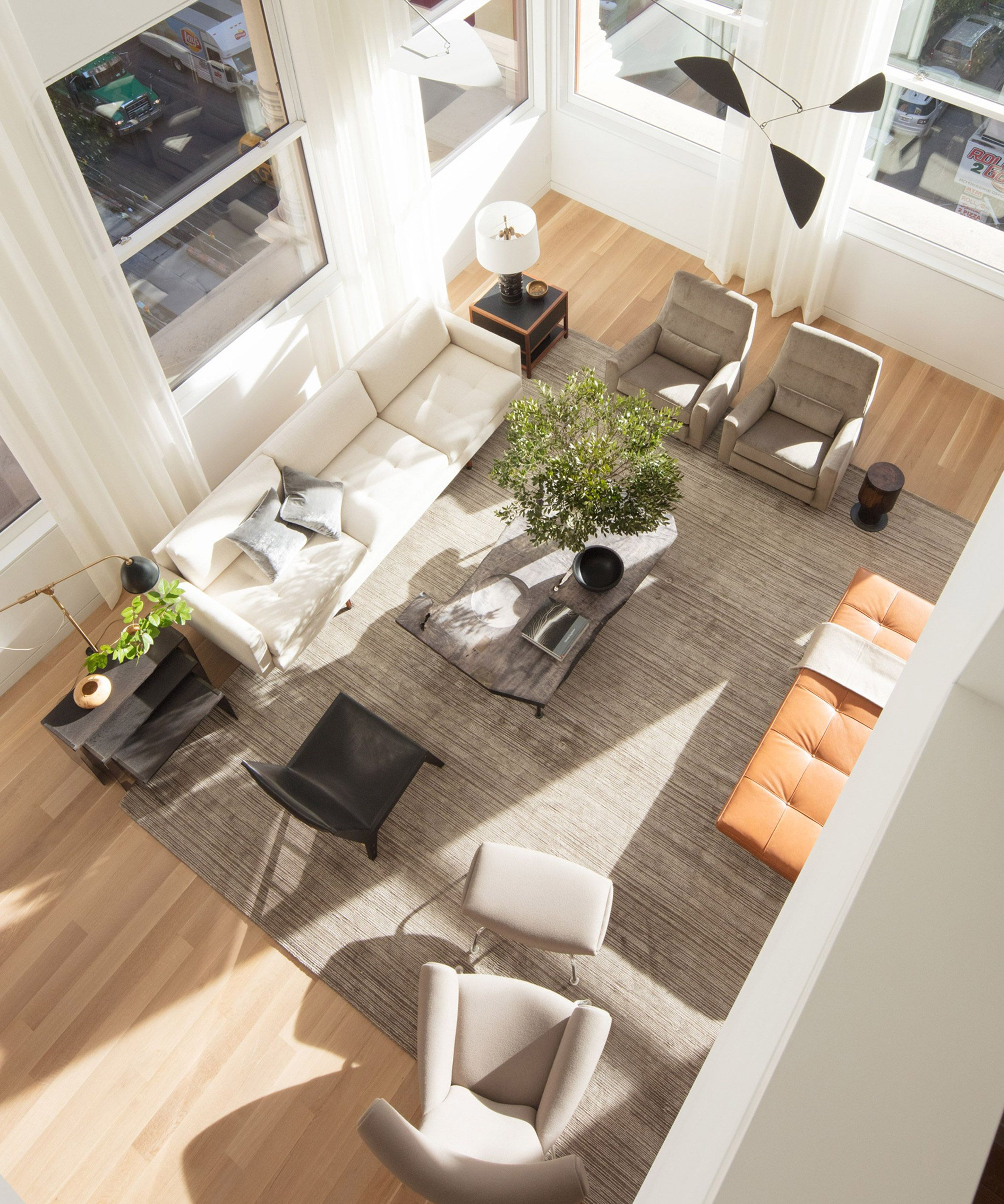 Dezeen Pinterest Roundups Double Height Interiors Living Room Remodel House Interior Apartment Interior