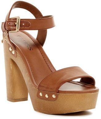 GUESS Zanie Platform Sandal - $56.97. Women SandalsDream ...