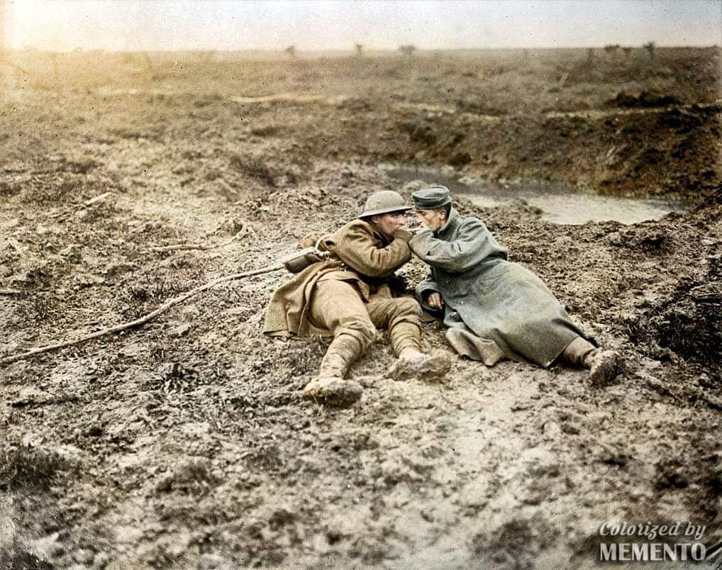 Pin On World War I In Color