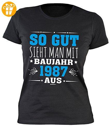 Damen/Girlie-Shirt/Geburtstags/Spaß-Shirt lustige Sprüche: So gut.  DesignsPartnerT ShirtsLinkClothingFor WomenWomen'sFunny ...