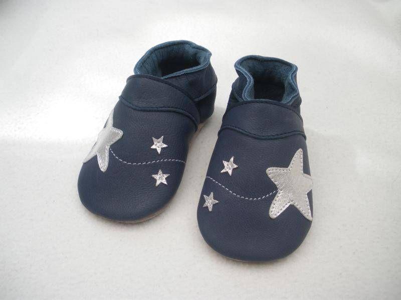 Chausssons Bébé Star -