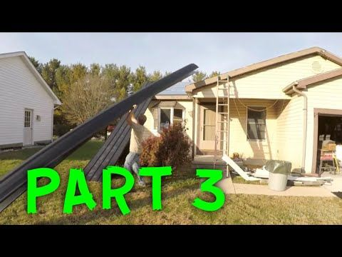 How To Install A Metal Roof Part 3