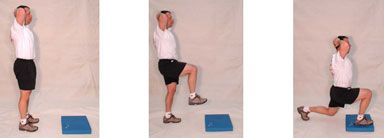 balance pad exercises