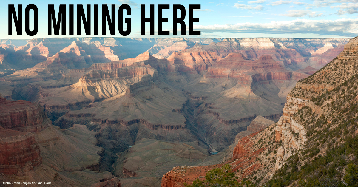 Sign the petition asking the president to build on America's conservation legacy and designate these four new national monuments.