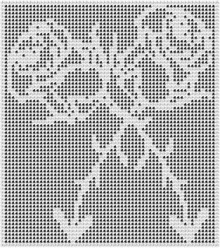 Dueling roses crochet afghan patterns copyright tina gibbons dueling roses crochet afghan patterns copyright tina gibbons dt1010fo