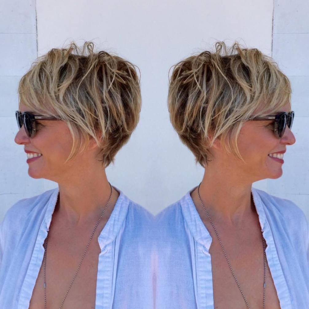90 Classy And Simple Short Hairstyles For Women Over 50 Projects