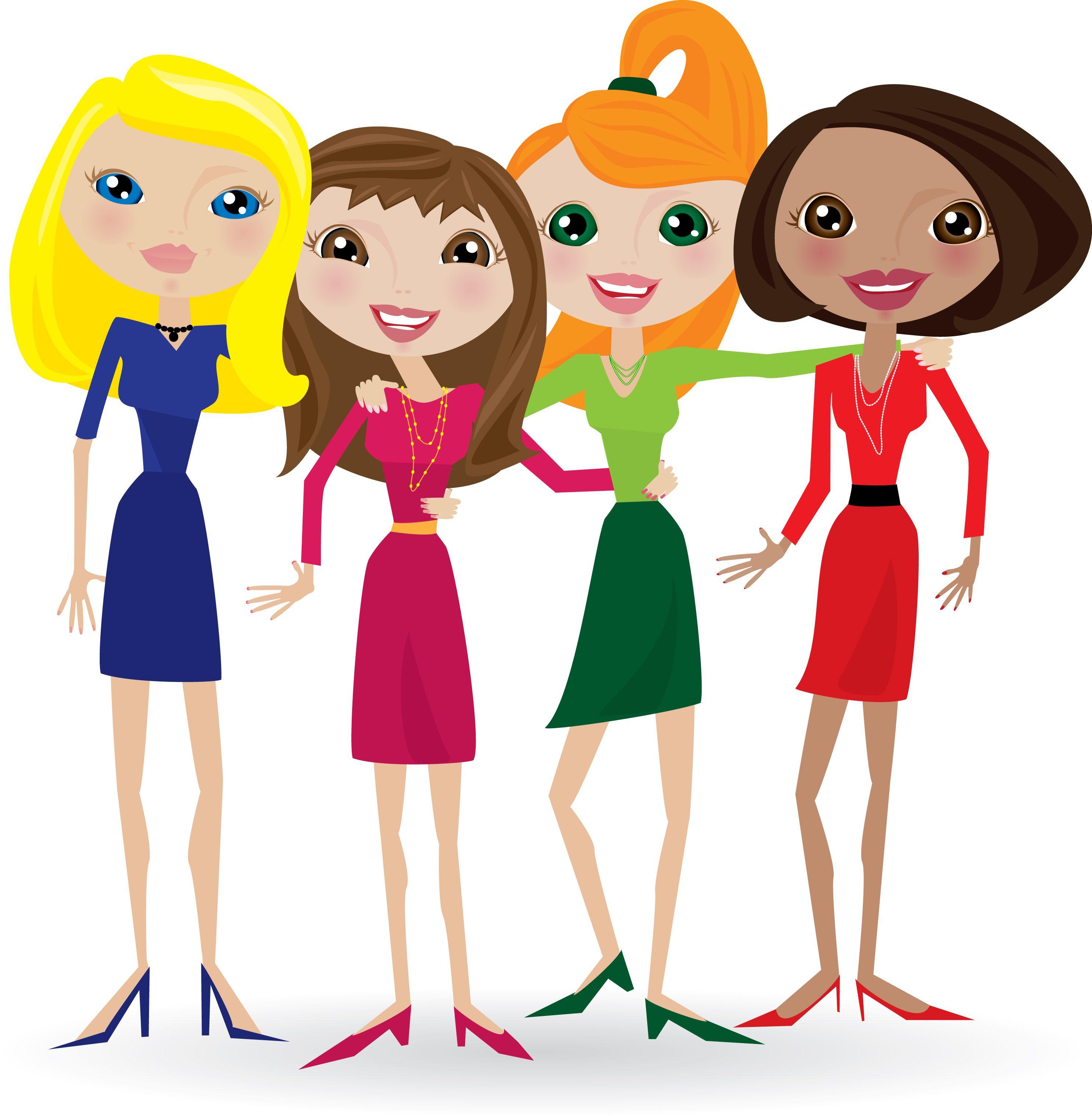 Happy National Girlfriend's Day | Blog - Cute Beltz ...