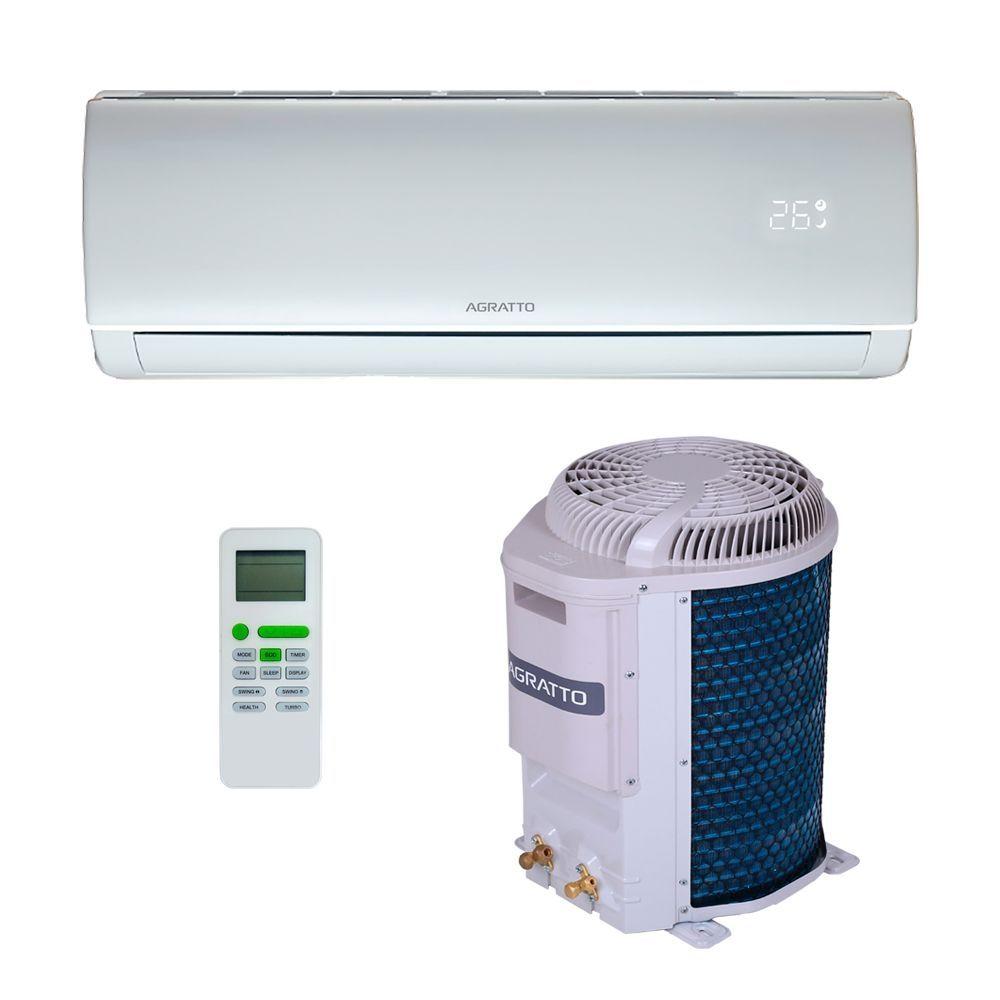 Ar Condicionado Split Hw Agratto Eco Top 9 000 Btus So Frio 220v