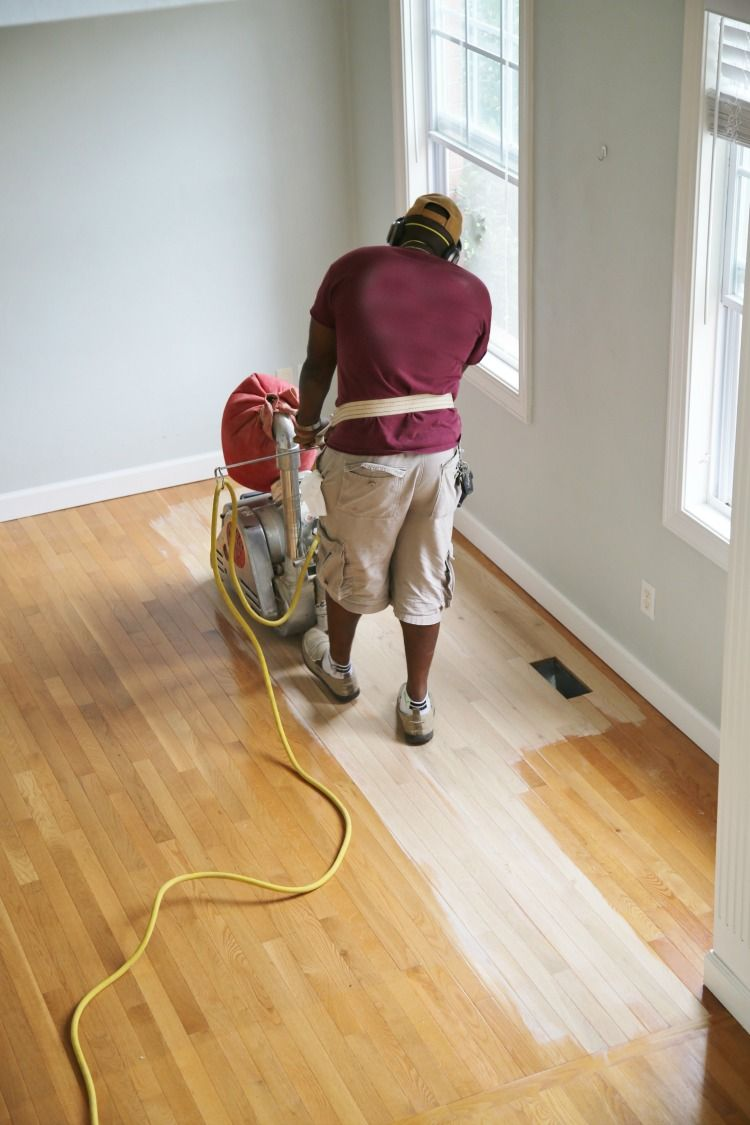 Insight And Tips For Refinishing Hardwood Floors Diy Home Repair