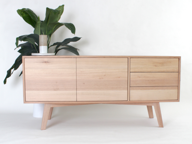 Riccardi Buffet By Jake Williamson Victorian Ash Buffet Scandinavian Design Credenza Sideboard Scandinavian Dining Room Furniture Custom Made Furniture