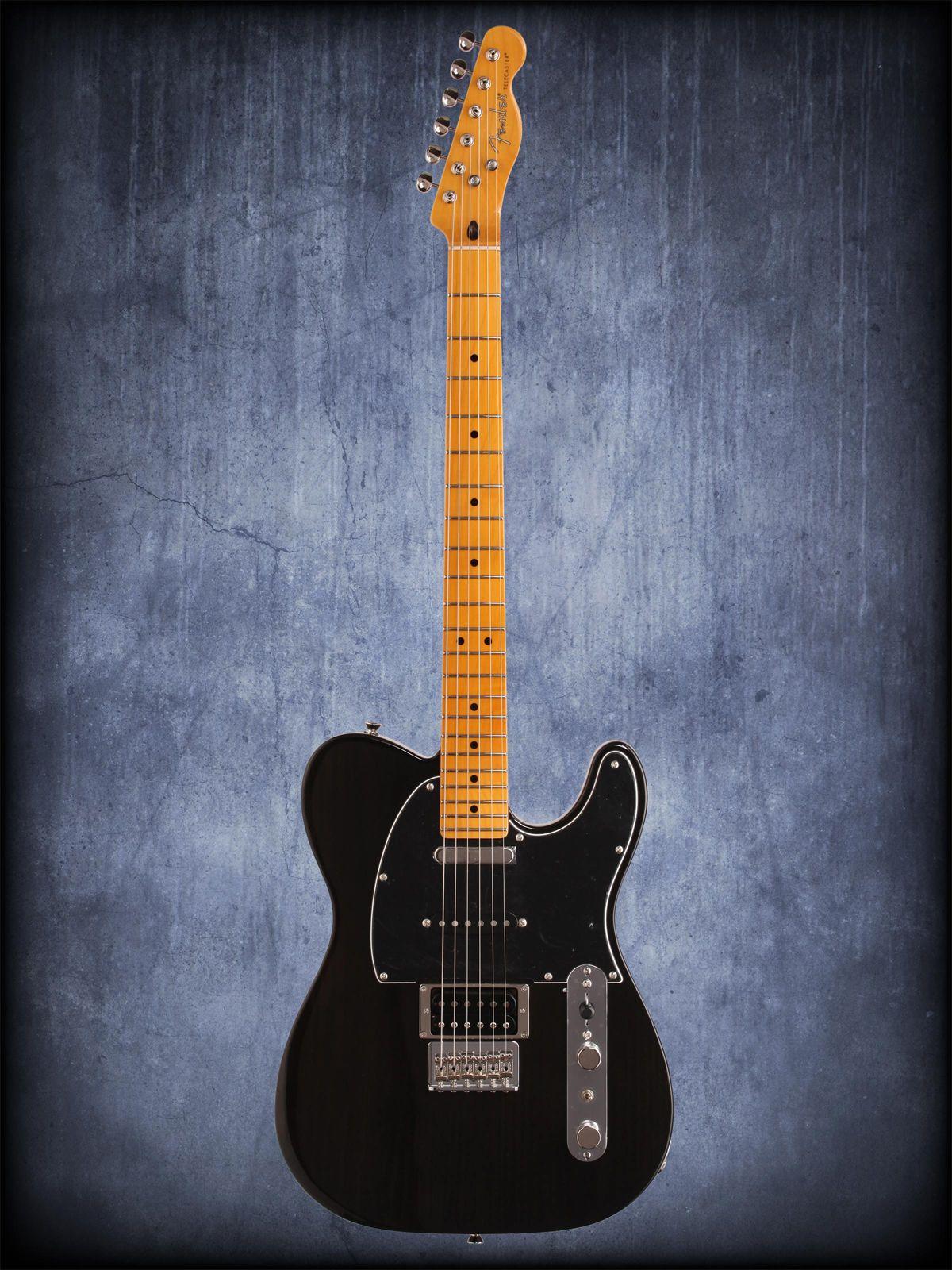 Fender Modern Player Telecaster Plus Maple Fingerboard Electric Guitar Telecaster Guitar Electric Guitar